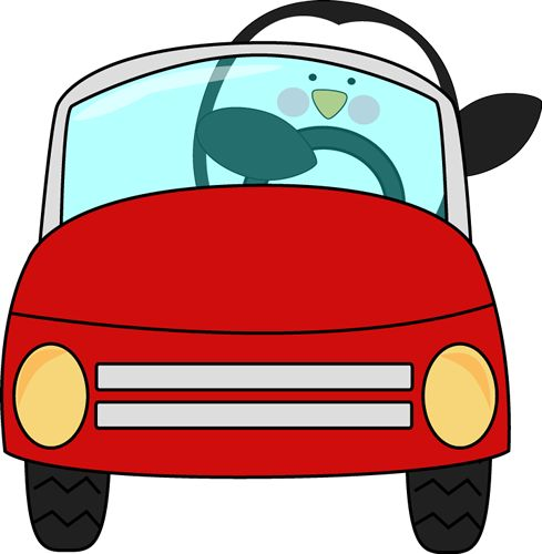 Vehicle clipart drive a Klassenleitung best car on a