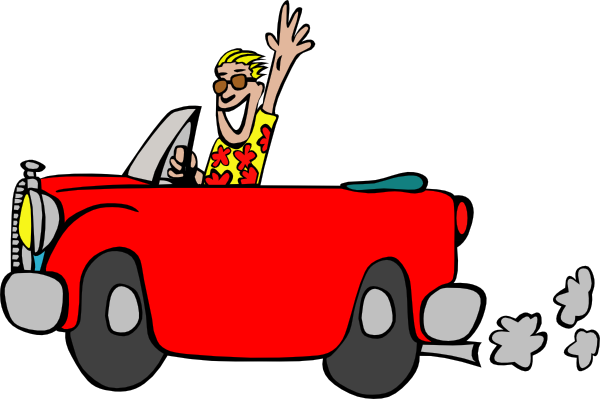 Vehicle clipart drive a Clipart clipart car a Driving