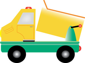 Yellow clipart toy car Clipart art image image Truck