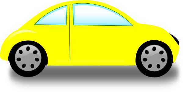 Yellow clipart toy car Clipart Free Clipart Clipart Car