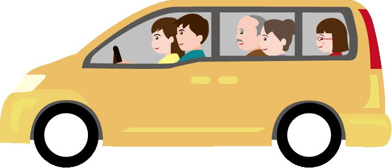 Bus clipart family van #car  #Family car clipart