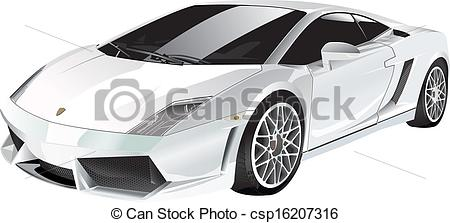 Vehicle clipart fast car Vector car of Clipart Search