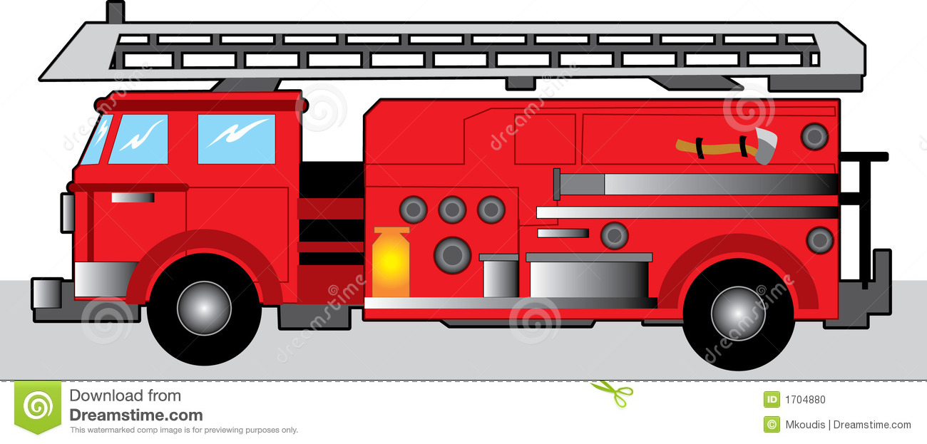 Fire Truck clipart front view Clipart Free Fire Info Images