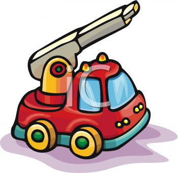 Fire Truck clipart toy truck Clipart Truck And Toy Free