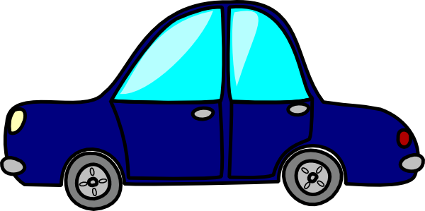 Blue Car clipart disnep Kid clipart car clipartfest car