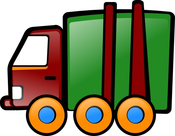 Toy clipart vehicle #1