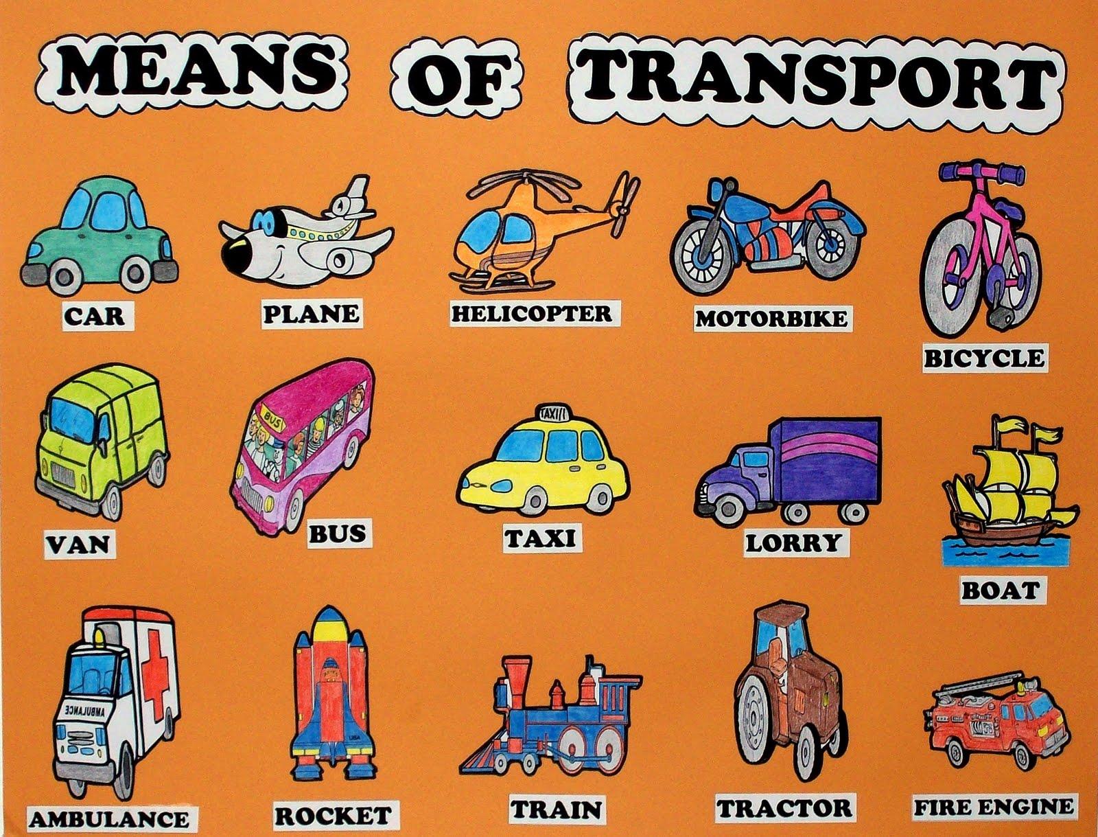 Vehicle clipart means transport Pinterest transport on means images