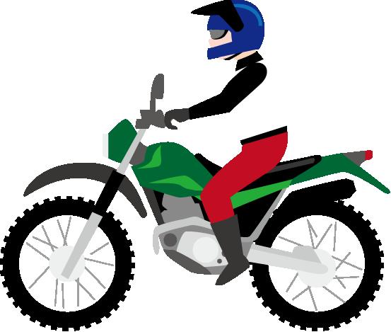Bicycle clipart motorbike Art Clip  Art Fiat