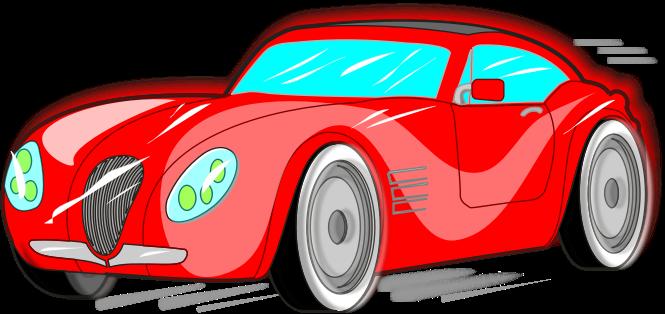 Classic Car clipart sportscar Done car public Public Clip