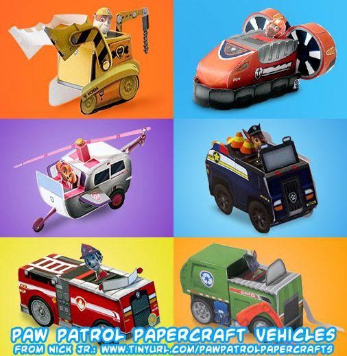 Vehicle clipart paw patrol Paw Jr Patrol images vehicles