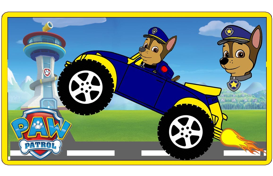 Vehicle clipart paw patrol FAST KIDS RACE SPY &