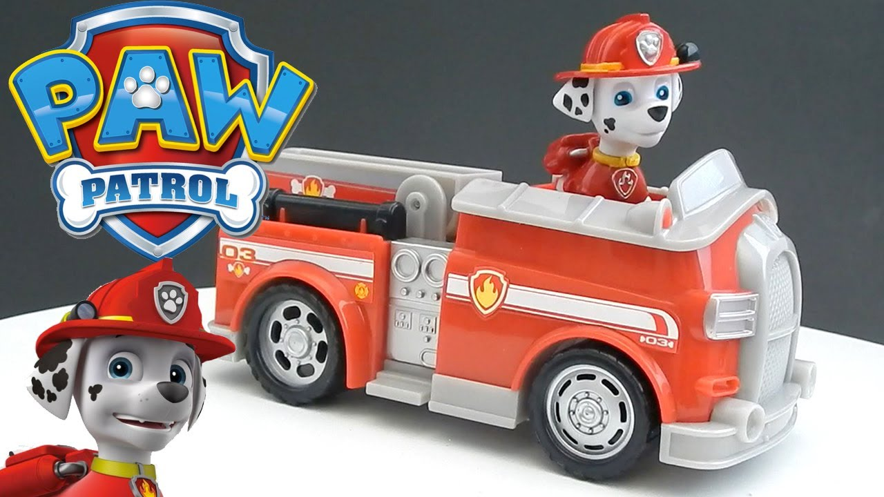 Vehicle clipart paw patrol Patrol Truck Fire Toy Paw