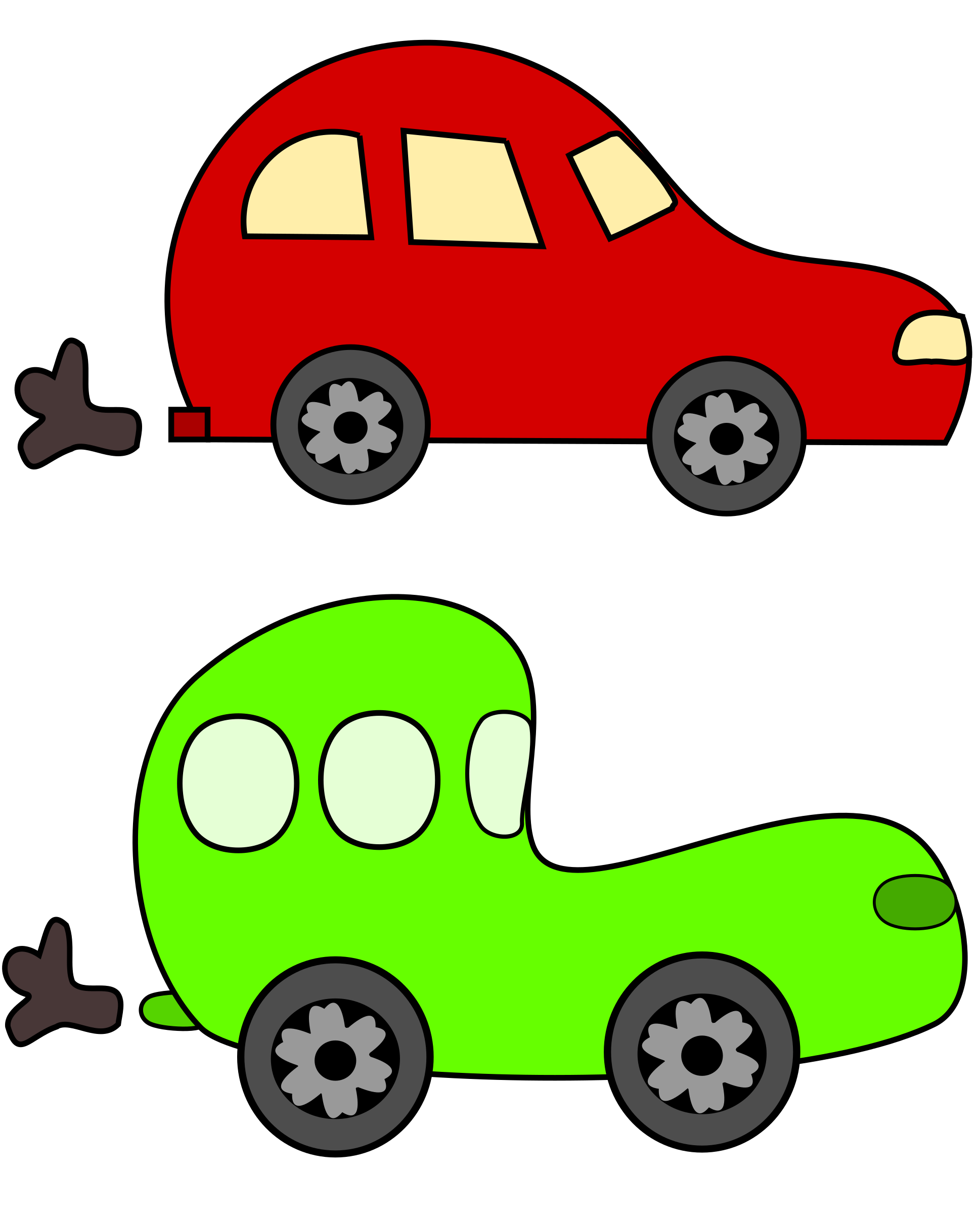 Toy clipart big car #3