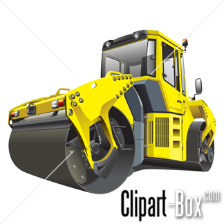 Vehicle clipart roller ROAD ROLLER ROLLER DOUBLE Royalty