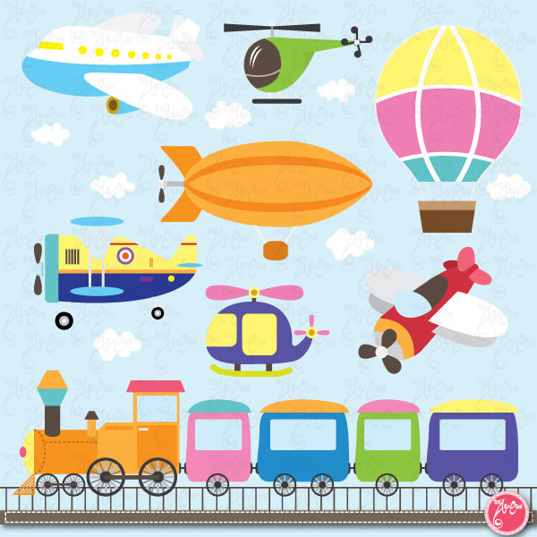 Vehicle clipart mode transport Transport Clipart Vehicles Clipart Bay