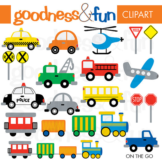 Vehicle clipart things Home Transportation The House Vehicle