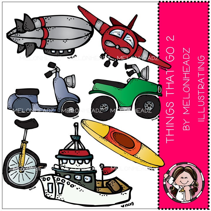 Vehicle clipart things Digital is That art clip