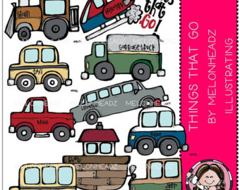 Vehicle clipart things Things clip Etsy clip Vehicles