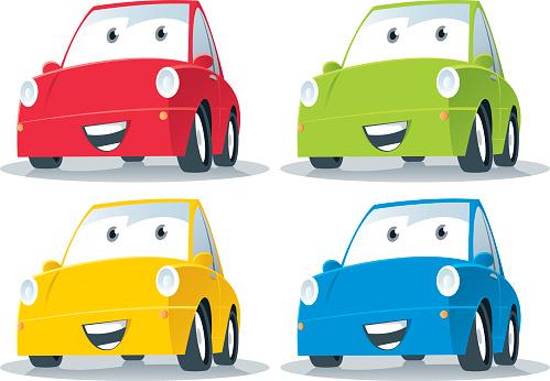 Yellow clipart toy car Cute clipart Toy car car