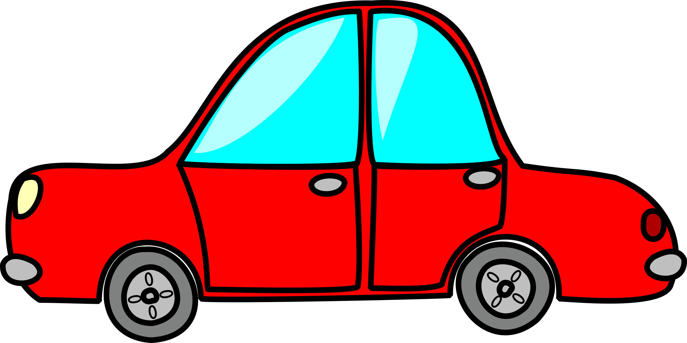 Toy clipart big car #1