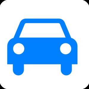 Vehicle clipart transparent car Blue Pantone com Clip online
