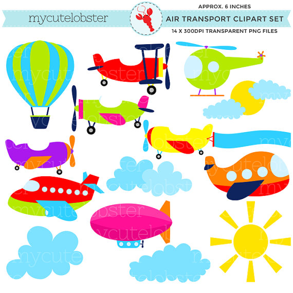 Vehicle clipart uses air  from commercial personal clip