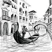 Venice clipart Venice venice Italy Venice vector