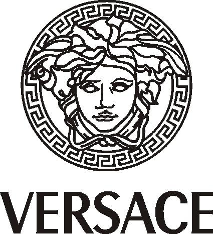 Versace clipart Versace images logo art Prada