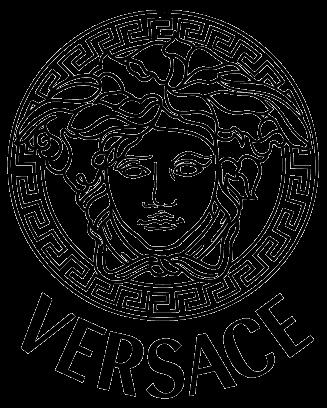 Versace clipart Com Versace Versace free Medusa