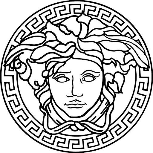 Versace clipart » emblem 5 Grand for