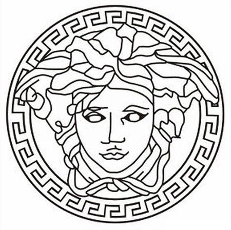 Versace clipart Art clip collections Versace Versace