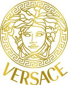 Versace clipart Designer gold idea creative versace