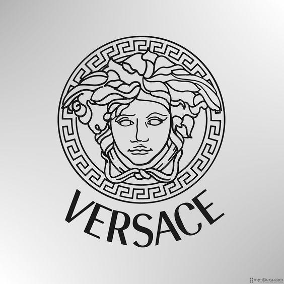 Versace clipart transparent Versace logo iPhone collections Pinterest