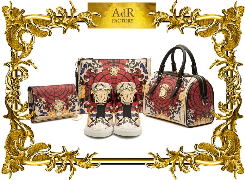 Versace clipart versace collection RUSSO DELLO Ornamental Versace ANNA