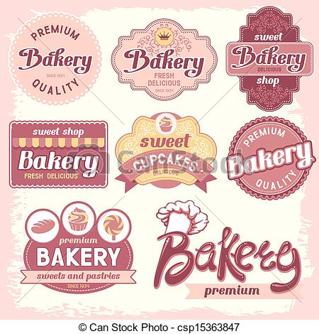 Display clipart baker Vintage Clipart Clipart National Bakery