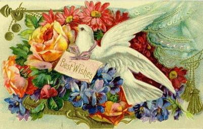 Vintage Flower clipart vintage birthday #15