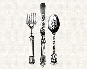 Cutlery clipart silverware Cutlery Silverware Cutlery Knife ClipArt