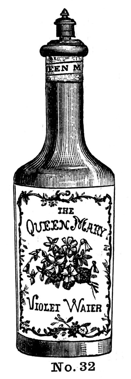 Victorian clipart old fashioned Today Pretty Perfume Graphics The