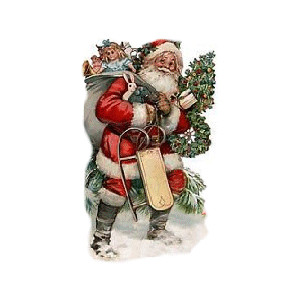 Victorian clipart pointer finger Christmas Collection Clipart A victorian