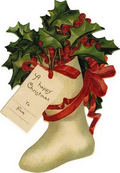 Wreath clipart victorian christmas Graphics Christmas victorian com: