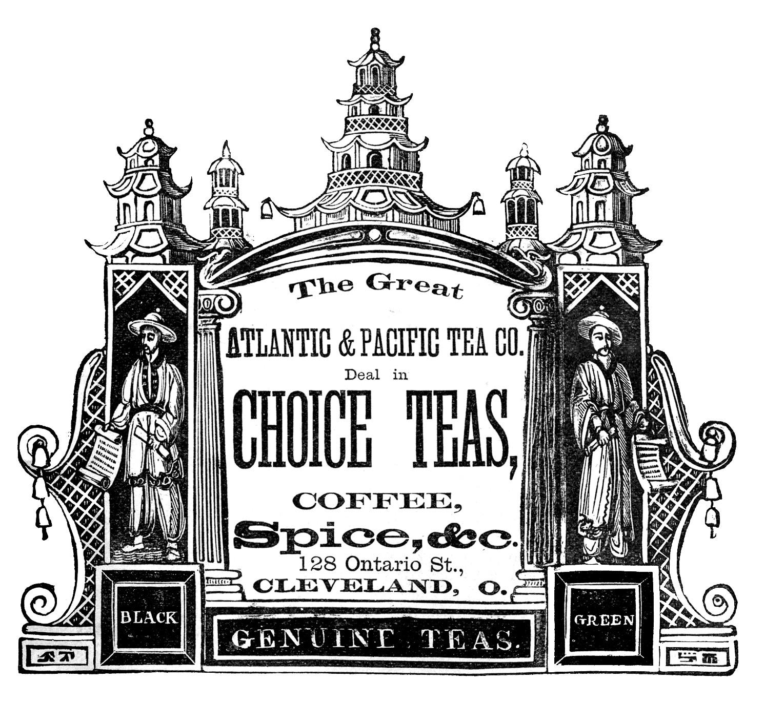 Advertisement clipart retro – Clip Vintage Fanciful Graphics