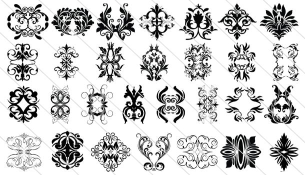Victorian clipart vintage ornament Designers of Victorian Ornament 65