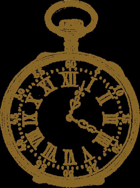 Watch clipart vintage clock Pocket Free watch clip Illustration