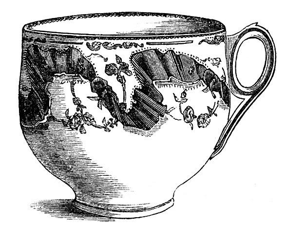 Teacup clipart vintage tea cup Teacups The Tea Art Tea