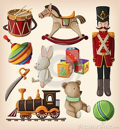 Victorian clipart vintage toy And Free Object and Clip