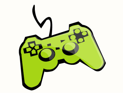 Video Game clipart #7