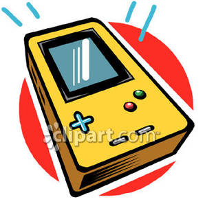 Video Game clipart #10