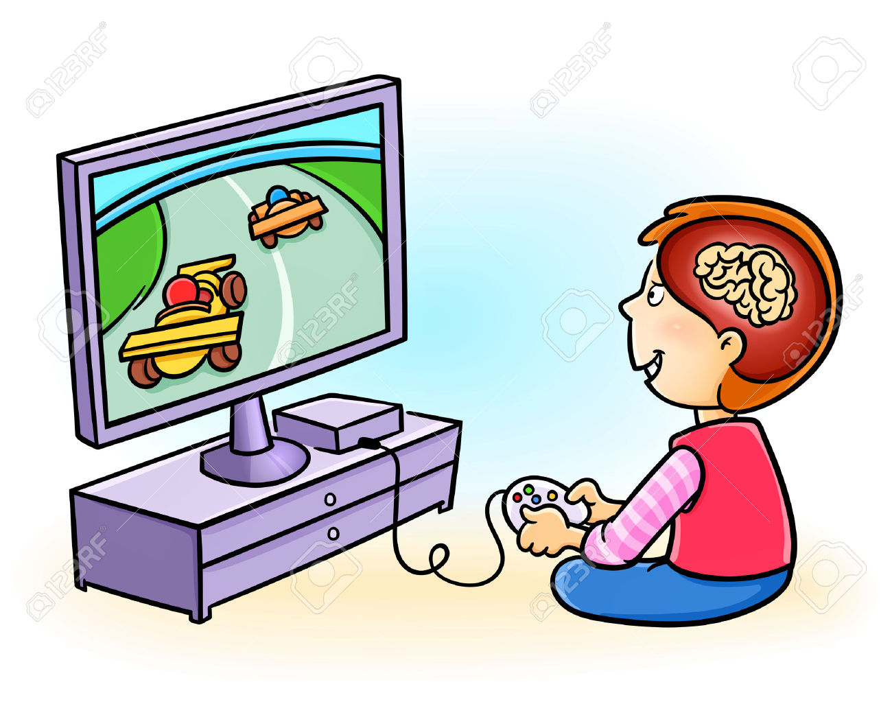 Video Game clipart #12