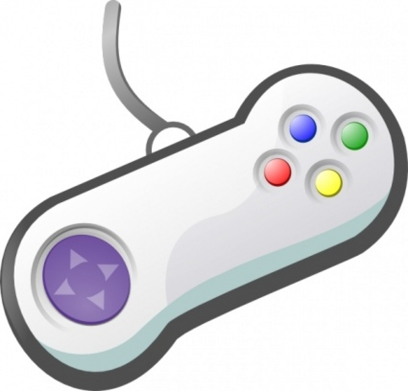 Controller clipart computer game Art video clip clip art