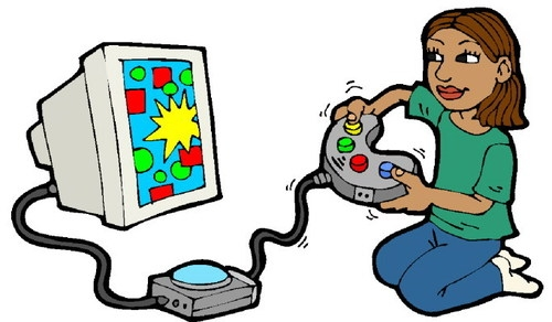 Video Game clipart #13